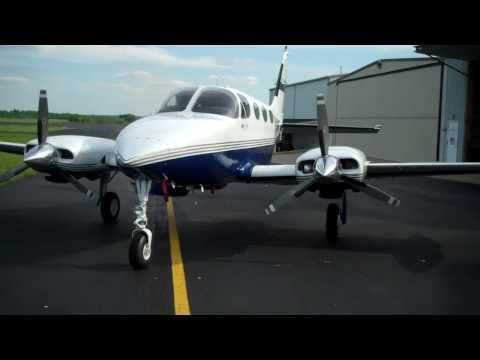 Cessna 340A with RAM IV Mod for Sale.