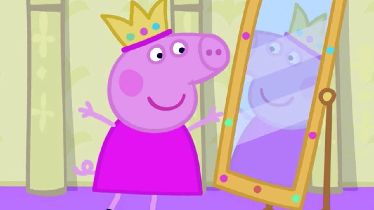 Peppa Pig in Hindi - Sleepy Princess - Susth Rajkumari - Hindi Cartoons for Kids
