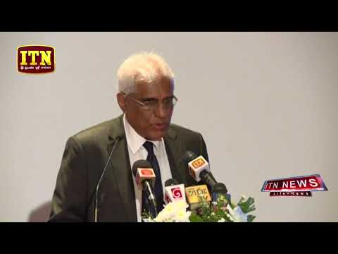 Central bank of Sri Lanka, Dr. Indrajit Coomaraswamy_02062018_ITN NEWS
