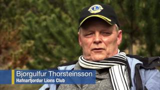 See how Lions in Iceland are fighting severe soil erosion to make t...