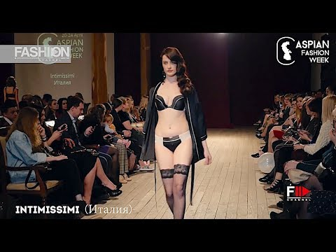 INTIMISSIMI Caspian Fashion Week 5th Season – Fashion Channel