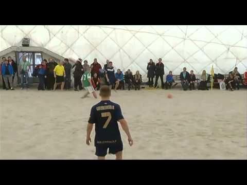 Prague Beach Soccer Tournament 2014 - 3rd Place match