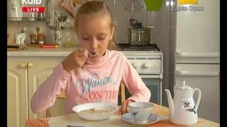 видео Харчування дітей шкільного віку
