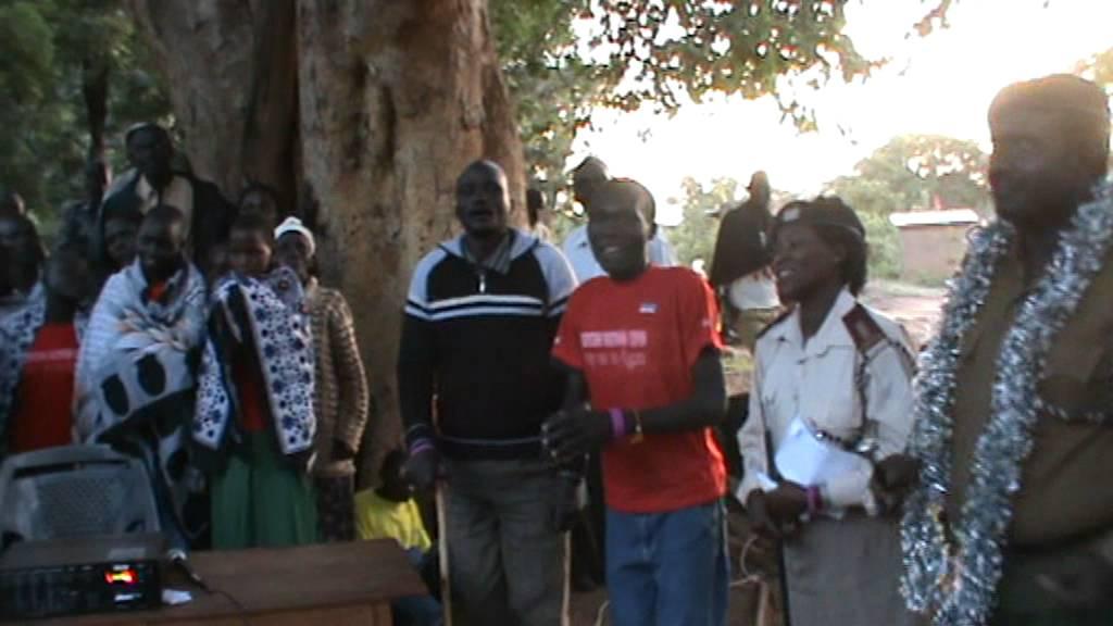 SECOND ALTERNATIVE RITE OF PASSAGE CEREMONY 2011