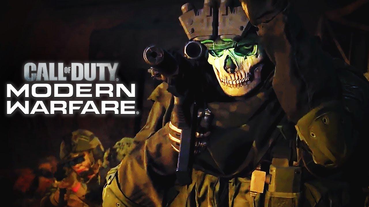 Call of Duty: Modern Warfare – Official Season 2 Gameplay