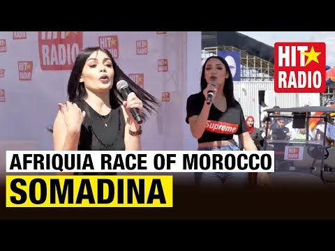 SOMADINA LIVE @ AFRIQUIA RACE OF MOROCCO Mp3