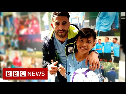 From surviving an earthquake to meeting your hero - BBC News