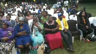 POVO People's Own Voice Launch of a New Zim Political Party 29.3