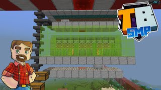 Sugar Cane Farm!- Truly Bedrock SMP Season 2! - Episode 35