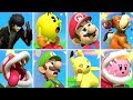 Super Smash Bros. Ultimate - All Characters Dizzy Animations