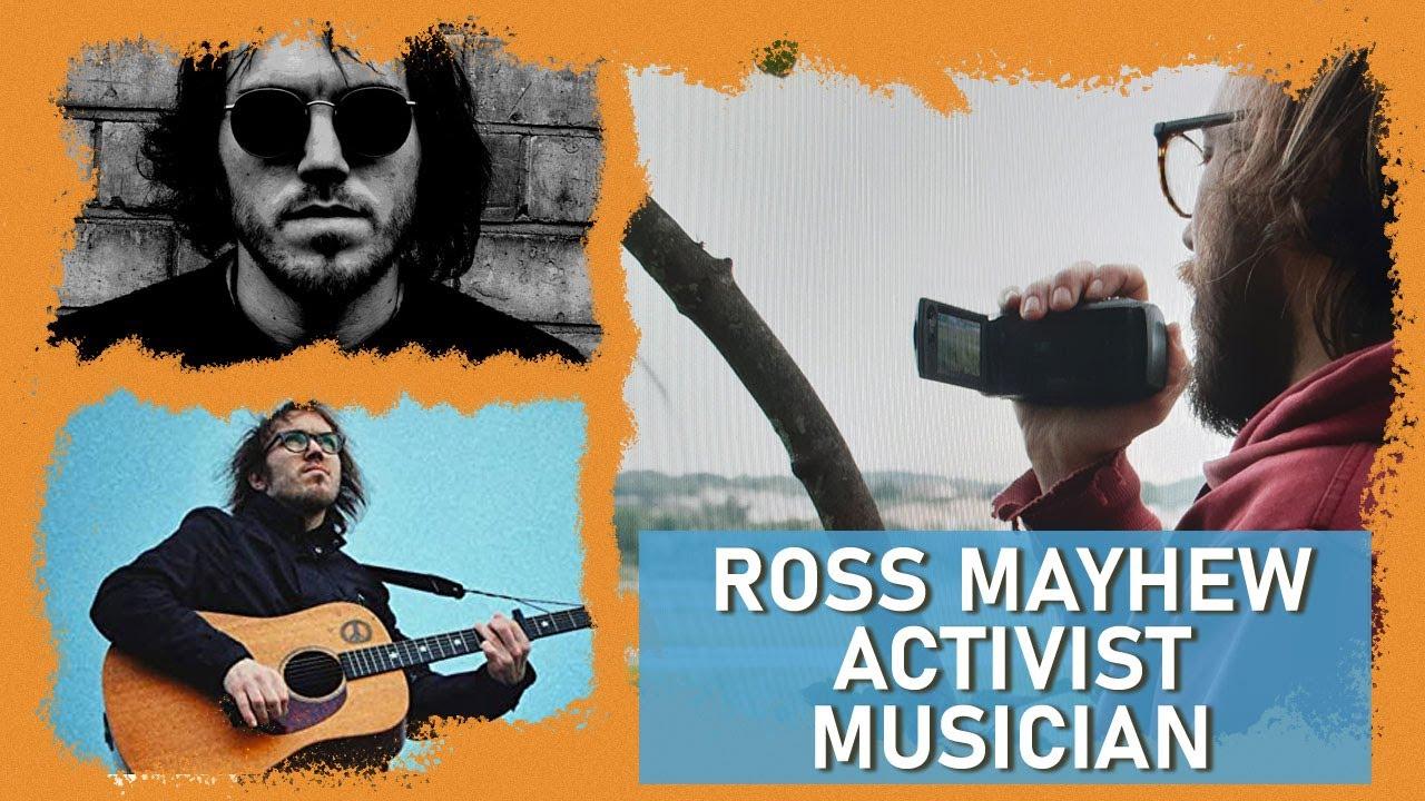 Download Ross Mayhew   Vegan123 Show Video