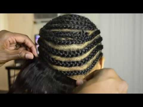 HOW TO DO A SEW IN WEAVE