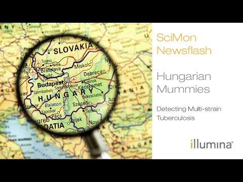 Hungarian Mummies: Detecting Multi-strain Tuberculosis | Illumina SciMon Video