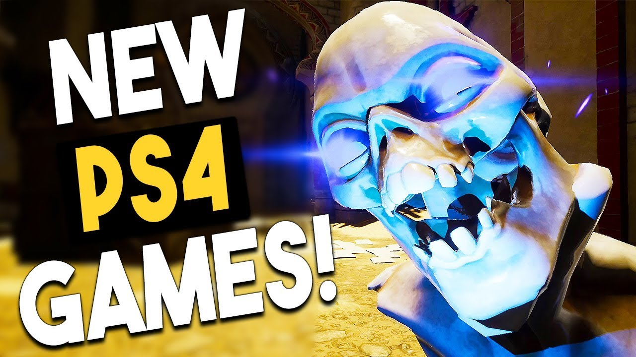 New Ps4 Games Announced Get A Ps4 Pro Cheap With Trade In Ps4 Deals Youtube