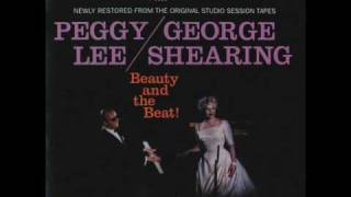 George Shearing / Peggy Lee: Nobody