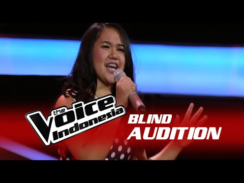 Febrina Fransisca Love On Top  The Blind Audition  The Voice Indonesia 2016