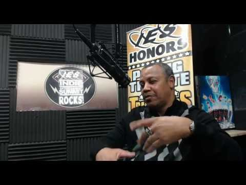 IES-ROAD TO HOLLYWOOD Reggie Calloway