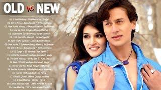 Gambar cover Old Vs New Bollywood Mashup Songs 2020   Hindi Songs 2020 - 90's Romantic Mashup   Indian Songs Live