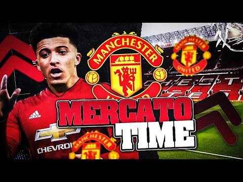 FIFA 21 | CARRIERE MANAGER |MANCHESTER UNITED #1 | MERCATO TIME