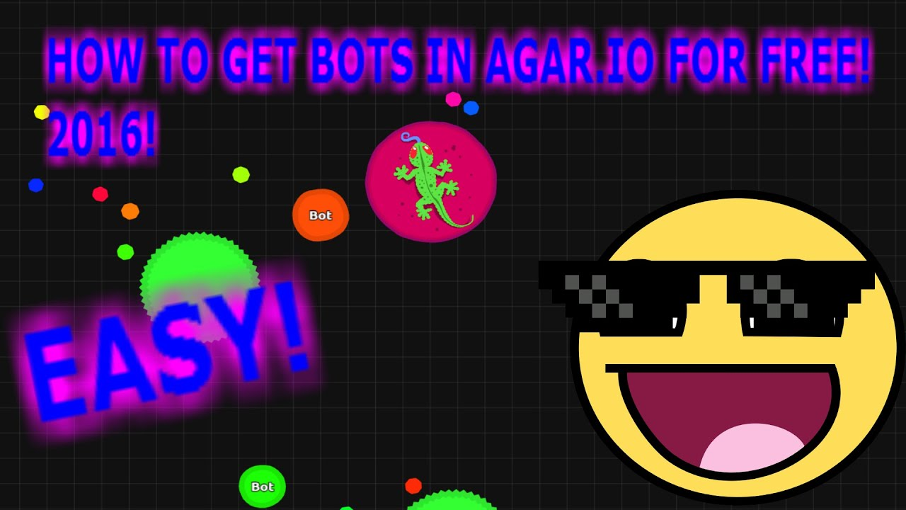 how to get sounds in agar.io