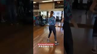 """Baixar Ivete Sangalo grava coreografia da música """"Mainha Gosta Assim"""""""