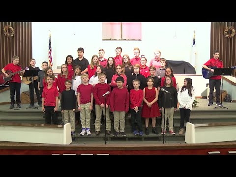 Sounds of the Season: Clearfield Alliance Christian School