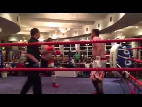 John Furniss v Mark Enstone round 2