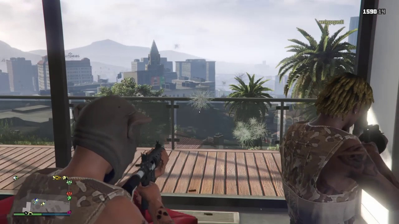 how to get a rich house in gta 5
