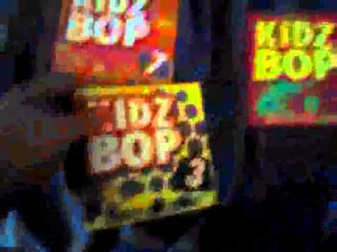my kidz bop happy meal review of all 8 kidz bop cds