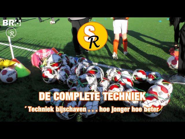 Sport Report: De Complete Techniek - Techniek bijschaven ... hoe jonger hoe beter!