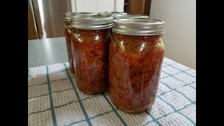 ИКРА из помидор с рисом / Заготовки на зиму