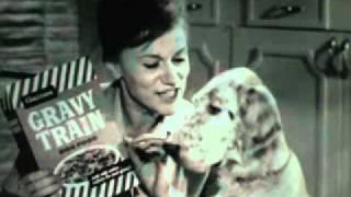 Gravy Train Dog Food, 1950s
