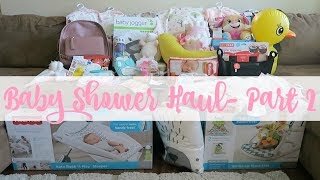 BABY SHOWER HAUL  - CLOTHING & ACCESSORIES | totallyblushing