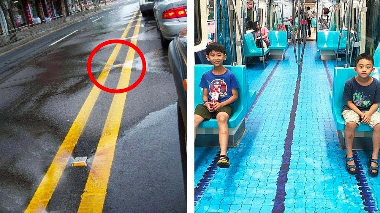 Invenzioni Geniali Che Dovresti Avere Nella Tua Città
