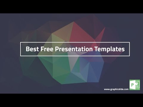 best free presentation - free download powerpoint templates - youtube, Modern powerpoint