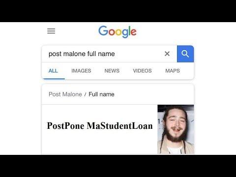 Googling Rappers Full Names Cont'd