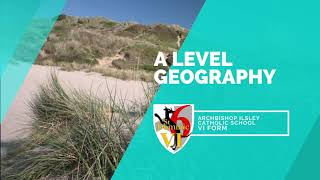 A Level Geography