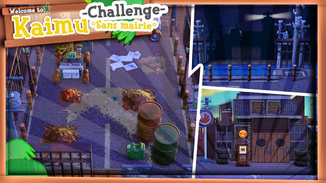 ➤Début de la DÉCO sur ma NOUVELLE ÎLE : J'ADORE LE THÈME ! ❰Animal Crossing New Horizons❱