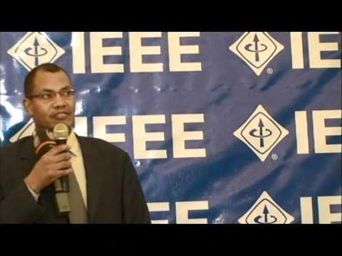 IEEE Sudan Minister of Telecommunication speech -26 July 2011 Celebration