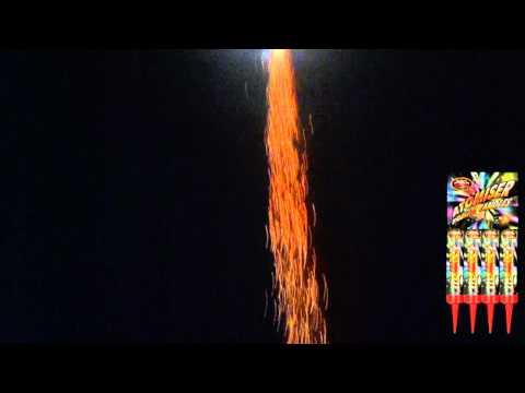 Bright Star Fireworks - Atomiser Roman Candles