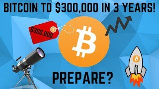 The Biggest Bull Run In Bitcoin History Could Happen Soon! Bitcoin To $300,000 (NOT CLICKBAIT)