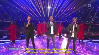 Klubb3 - Der grösste Chor Der Welt (Ondertiteld)