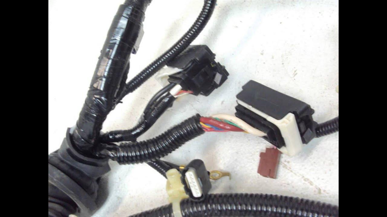 hight resolution of 2013 honda accord engine room headlight harness ahparts com used honda acura lexus toyo oem
