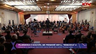 "Permbyllet edicioni i 18-te i festivalit ""ReMusica"" 03 06 2019"