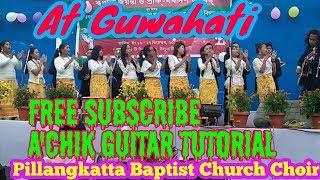 Garo Gospel song Pillangkatta Baptist Church Choir (live)