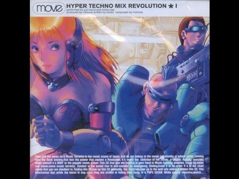 m.o.v.e - HYPER TECHNO MIX REVOLUTION I (2001, Full Album)