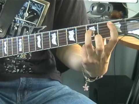 How To Play: Animals main riff  Nickelback  Jeroen Petri