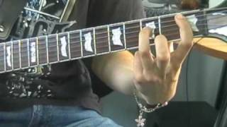 How To Play: Animals main riff by Nickelback (by Jeroen Petri)