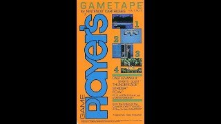GAME PLAYERS  Vol.1 No.3 (Released 1989)