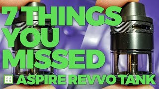 7 things you missed about the Aspire Revvo Tank   VapeAM 121